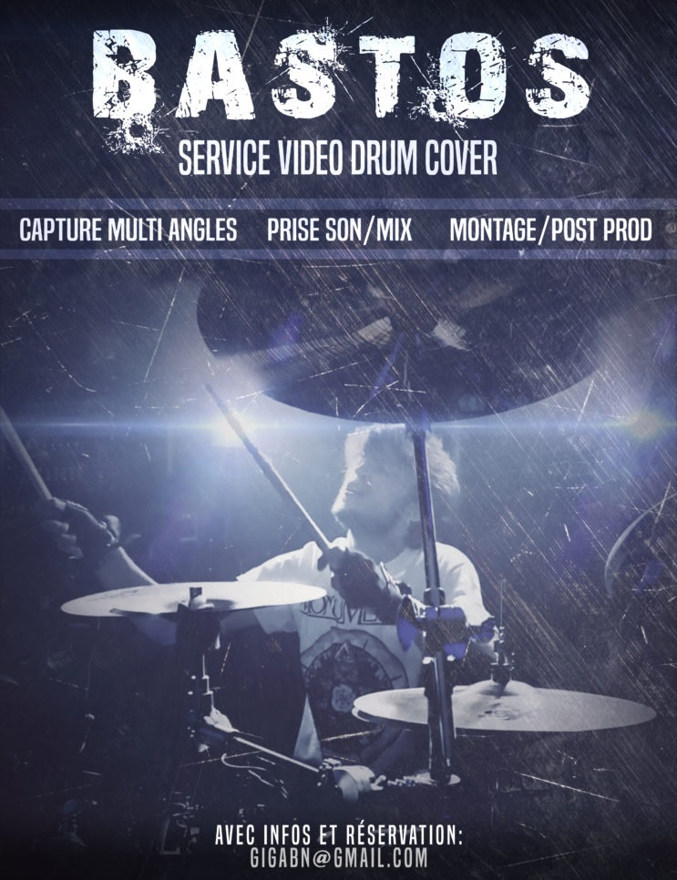 DRUMCOVER